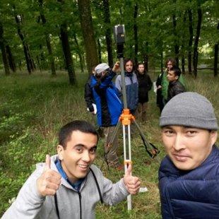 Laser Scanning field trip
